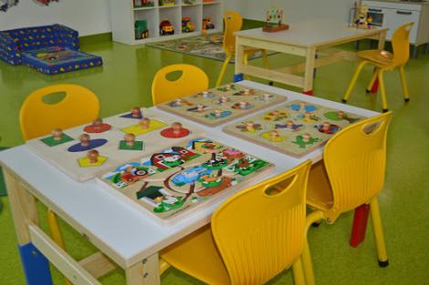 File image of a daycare