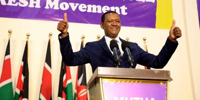 DP Ruto should resign to vie for the presidency- Gov. Mutua