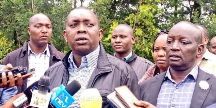 Oscar Sudi Changes Tactic in Addressing Kenyans After Court Order [VIDEO]
