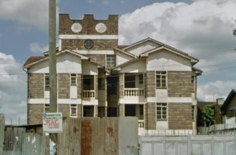 The 'Haunted' Mansion in Ruiru, Kiambu County.
