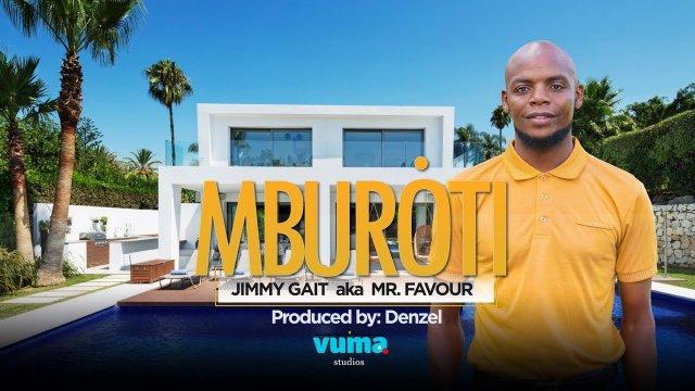Jimmy Gait – Mburoti