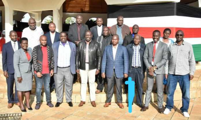 Exposed: Dirty deals among Kisii politicians surrounding DP Ruto, Shocking!