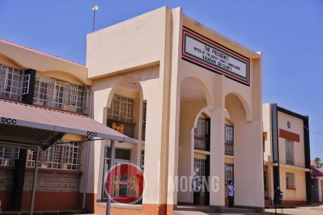Kasarani Sub-county offices opened on December 11, 2020