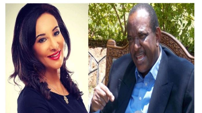 Exposed: Hon Joe Nyaga died a senior Bachelor, divorced PR guru Gina Din-Kariuki, he was a good man