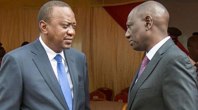 "Same people opposing BBI have been stealing Ksh. 2 billion daily, hypocrites"", Uhuru hits Ruto"