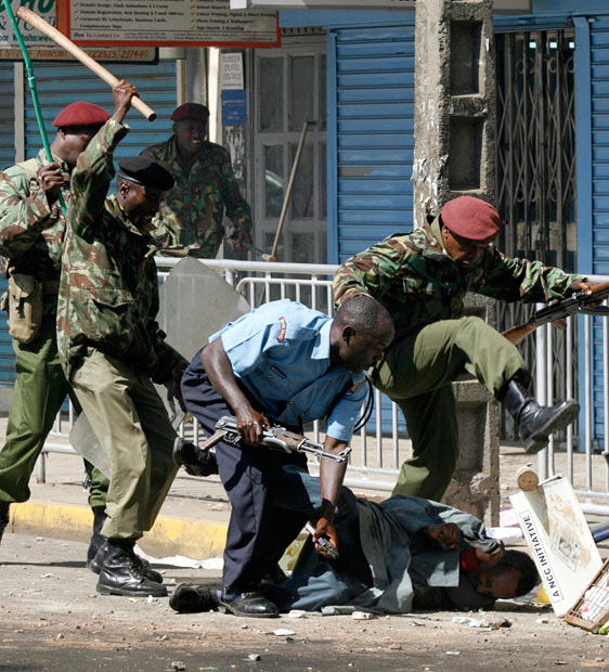 Form four student attacks girlfriend with a panga, arrested