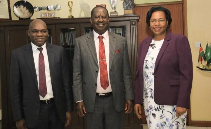 How paid Tanga tanga supporters heckled CS Margret Kobia over BBI debate