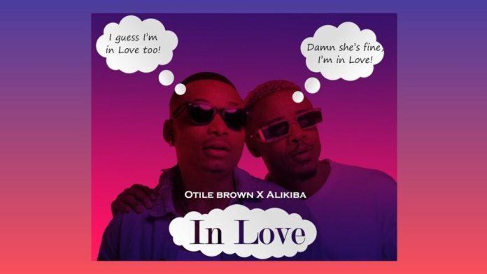 Otile Brown ft Alikiba – In Love