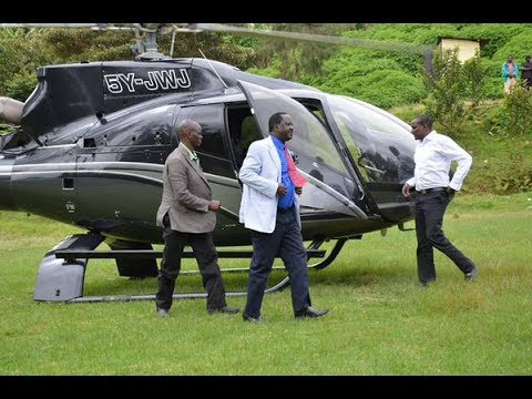 PM Raila buys four choppers from France ahead of 2022 presidential election