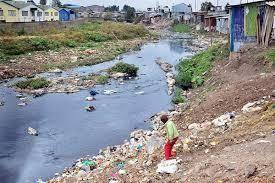 Nairobi River which is in Nairobi County