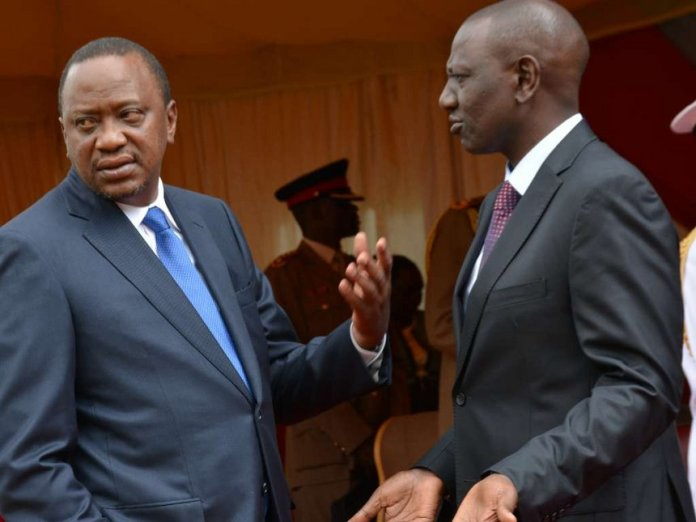 Uhuru adds another slap on DP Ruto's face, here is why