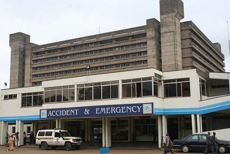 Kenyatta National Hospital.