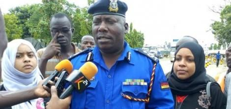 An undated image of New Nairobi Regional Police Commander Augustine Nthumbi.