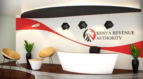 KRA offices in Nairobi.