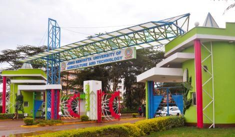 JKUAT Juja Campus.