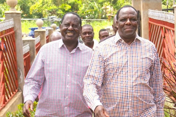 """""""Gov. Oparanya is not a sell out"""", ODM says"""