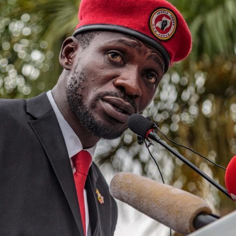 Robert Kyagulanyi was called Bobi Wine