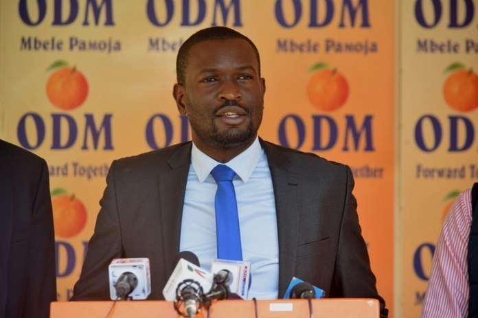 Pass BBI bill or risk removal from office- ODM tells mps