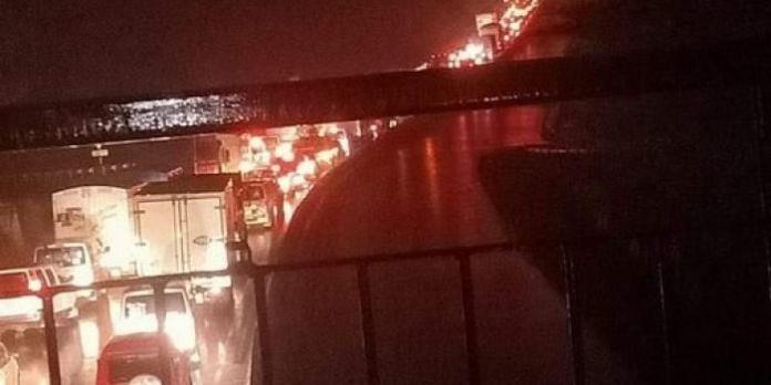 Thousands Stranded at Night in Nairobi as Police Block Thika Road