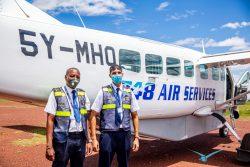 748 Air Services Resumes Daily flights From Wilson to the Maasai Mara