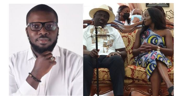 Meet the Nigerian man who has been smashing DP Ruto's daughter June, a professor of Law in Qatar