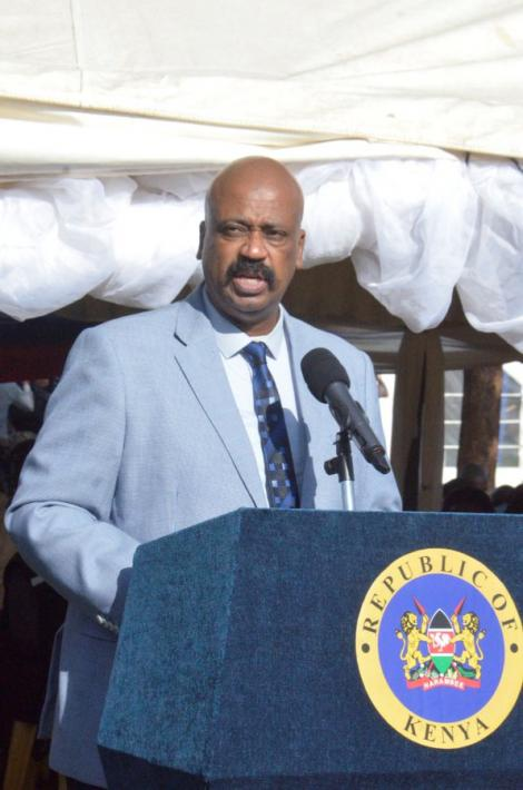 Nairobi Metropolitan Services Director Major General Mohammed Badi issues directive on idle Nairobi Houses