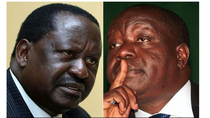 Raila ROARS, warns top GoK officials against misusing the police during elections