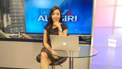 Former NTV journalist Doreen Majala