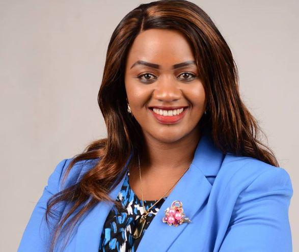 Drama: Hon. Cate Waruguru beats her boyfriend's ex-lover in Bamburi, police investigating