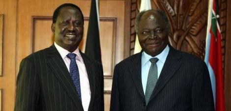Kibaki RAO