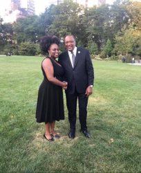 Top corporate MC Israel Robert Burale falls for Uhuru crush Doroh