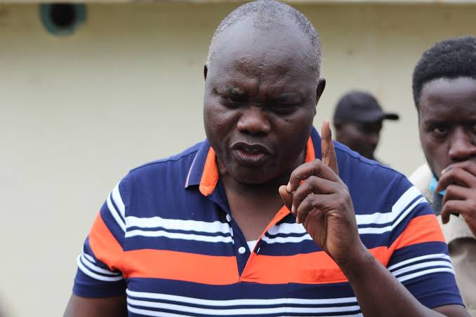 UDA Kisii leaders want former ODM chief goon and acting coordinator SAMWEL OMWANDO kicked out
