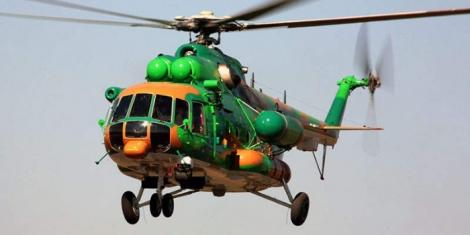 The Mi-171e is one of the latest variants of the Mi-8/17 helicopter