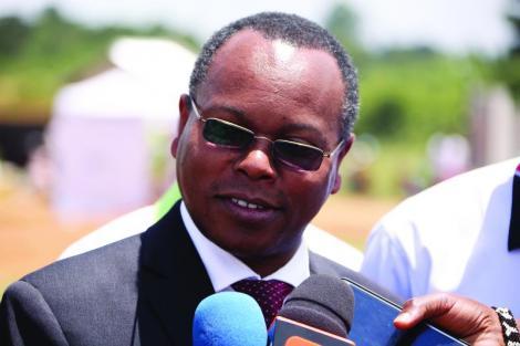 High court judge Joel Ngugi