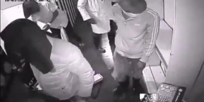 Daring Kenyan Robberies Caught on Camera [VIDEO]
