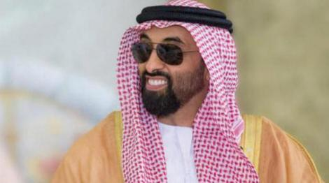 An undated file image of Tahnoon bin Zayed al-Nahyan.