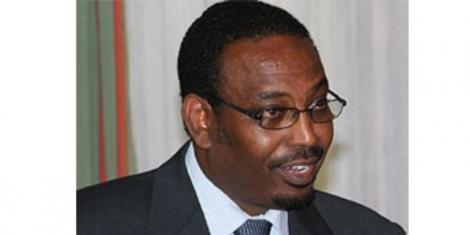 Former Deputy Speaker of the National Assembly Farah Maalim