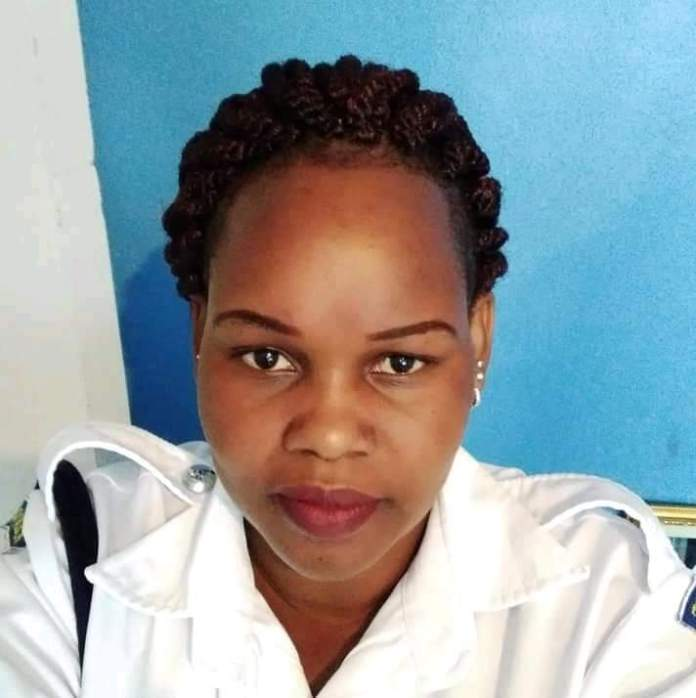 Killer Cop Kangongo's letter to family before she commited suicide
