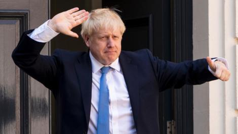 An image of Boris Johnson