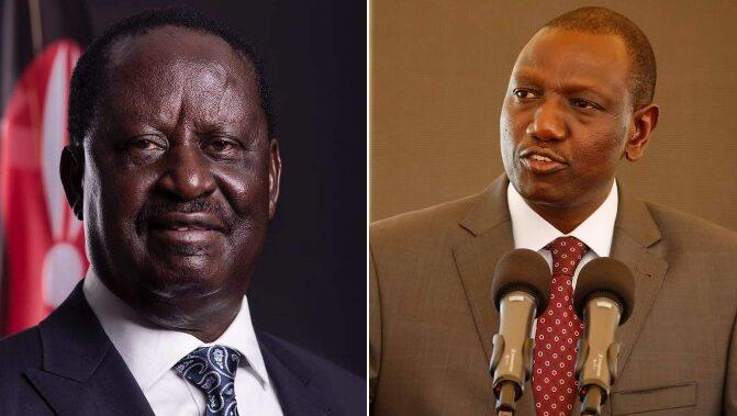 DP Ruto and Tanga Tanga are real comedians with their bottom 'Upuzi'- ODM