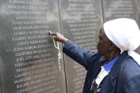 Inside Nairobi Memorial Park Where Memories of August 7, 1998 US Embassy Bombing Are Preserved