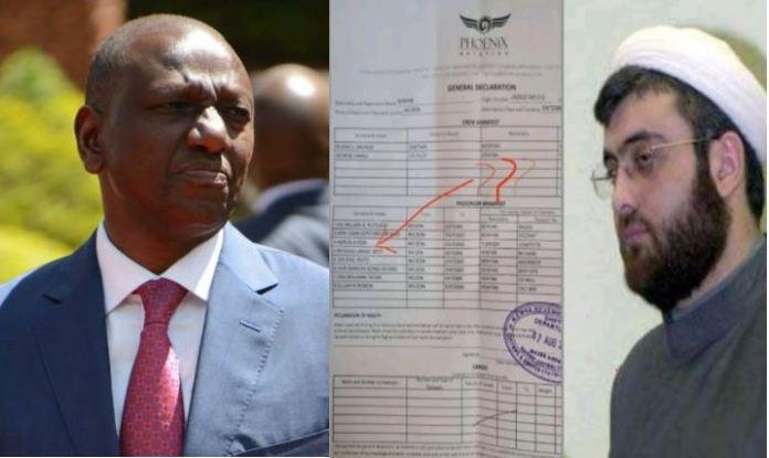 EXPOSED: Details about DP Ruto's Turkish business partner Aydin Harun who is under Police investigation