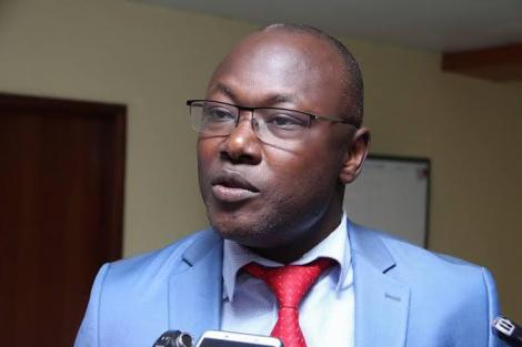 Nairobi MCA Peter Iwatok (Makongeni Ward) and Minority Whip
