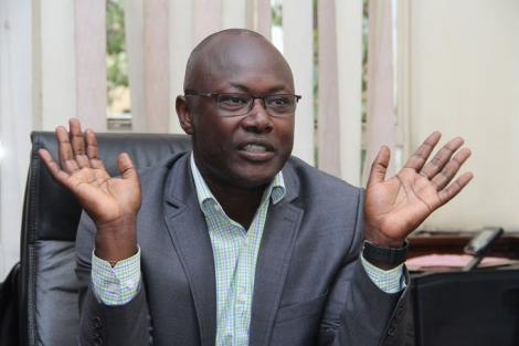 Nairobi MCA Peter Iwatok