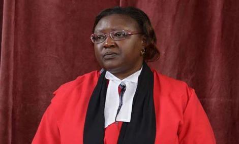 Justice Maureen Odero