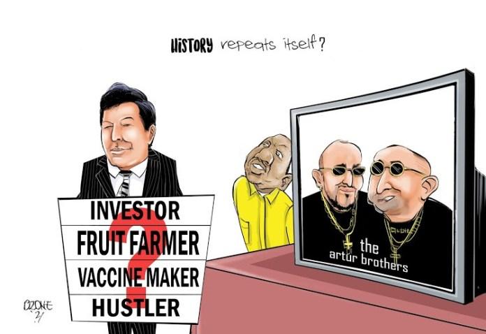 Breaking: DP Ruto's TURKISH dirty business partner DEPORTED?