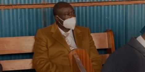 Mathira MP Rigathi Gachagua arraigned on July 26, 2021 at the Milimani Law Courts.