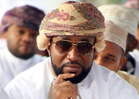 File image of Mombasa Governor Ali Hassan Joho.