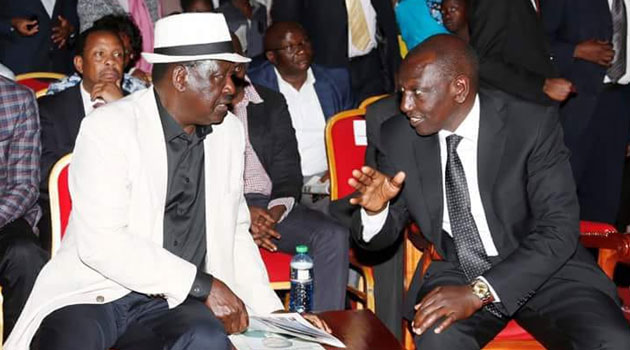 Why DP Ruto will see statehouse on viusasa, bound to FAIL!