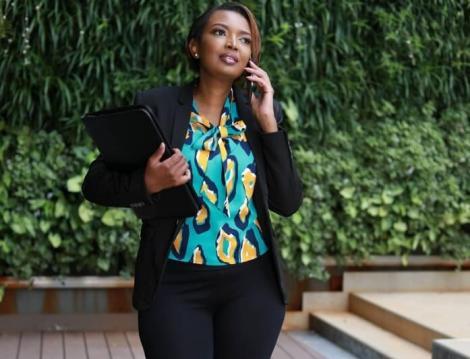 Nairobi politician Karen Nyamu
